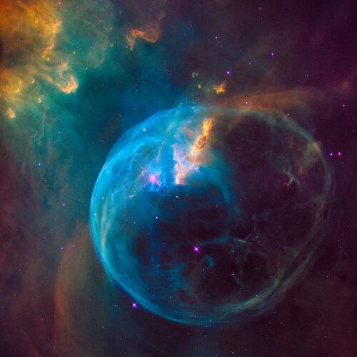 天文交響樂!來場宇宙大探索吧✨