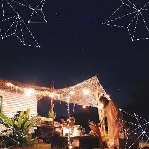 【大不了就03】夜晚的燈亮的浪漫。