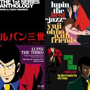 ルパンジャズ - Funky & Mellow Tracks