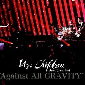 Against all gravity歌單