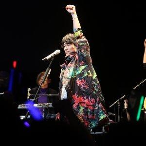 藤岡靛首次台灣演唱會!