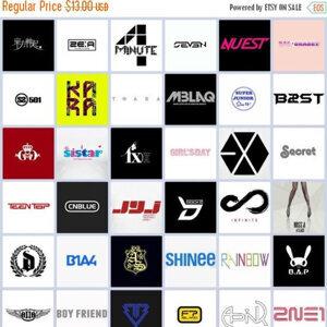 輪流來台的K-pop Star