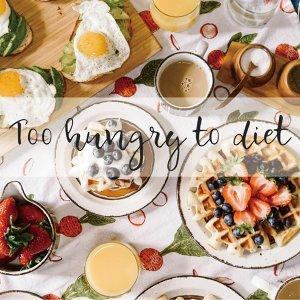 減肥是明天的事 🤟 先讓我大吃一頓再說 🤤