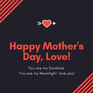 給所有偉大的媽媽,母親節快樂🌺✨