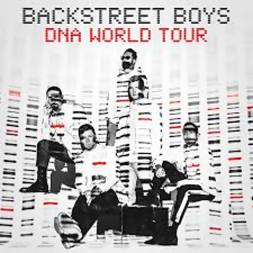 Backstreet Boys 2019 DNA Tour Setlist
