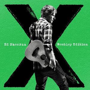 Rudimental (根基樂團), Ed Sheeran (紅髮艾德) - x - Wembley Edition