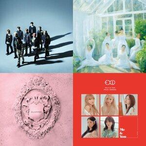 K-POP ヒット曲つめあわせ 【2019春】