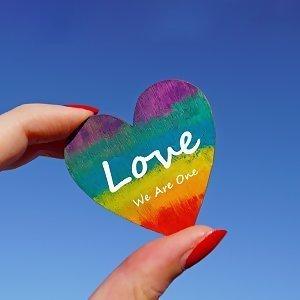 愛最大~用愛撐起一道彩虹!