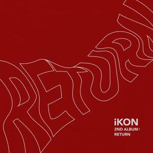 iKON - 韓語2輯 : Return
