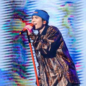 蕭敬騰「娛樂先生世界巡迴演唱會香港站」歌單
