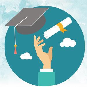 畢業不是結束,是新的開始 🎓