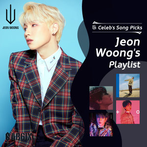AB6IX Jeon Woong's Playlist