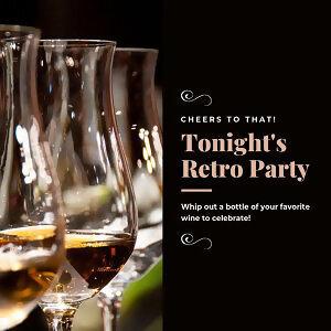 Retro Party微醺夜·復古派對