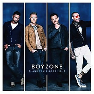 Boyzone Thank You And Goodnight 2019 Tour Setlist