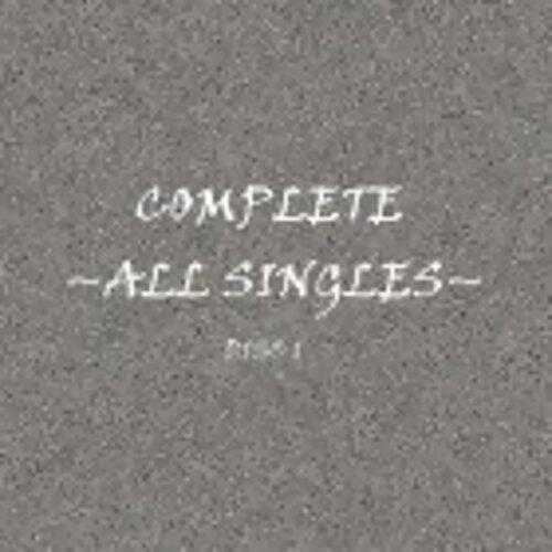[COMPLETE~ALL SINGLES~(完全單曲珍藏選) DISC 1]