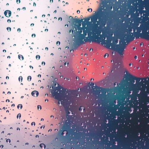 梅雨季來臨,心情也跟著下雨