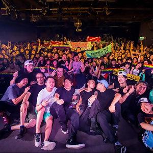 滅火器《海上的人》10週年演唱會0614台北場