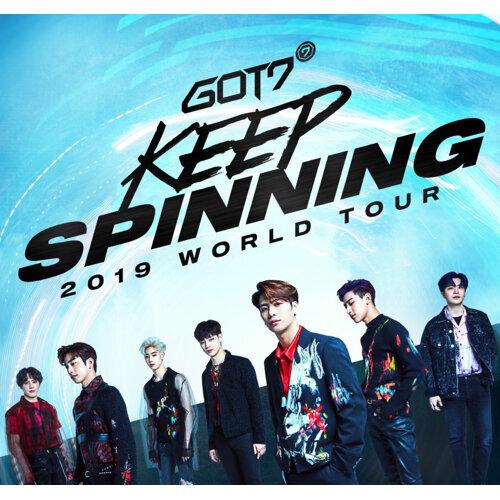 """GOT7 2019 World Tour """"Keep Spinning"""""""