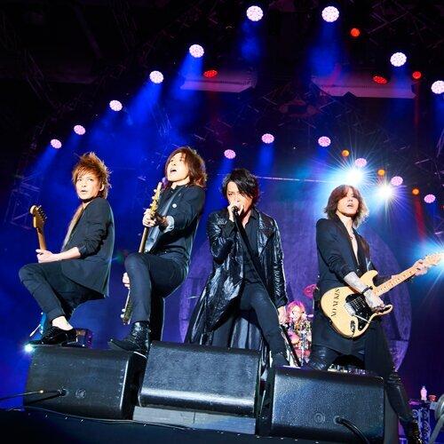 LUNA SEA 30th Anniversary Special Live in Hong Kong 演唱會歌單