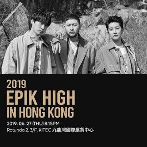 「EPIK HIGH 世界巡迴演唱會 2019 香港站」預習歌單