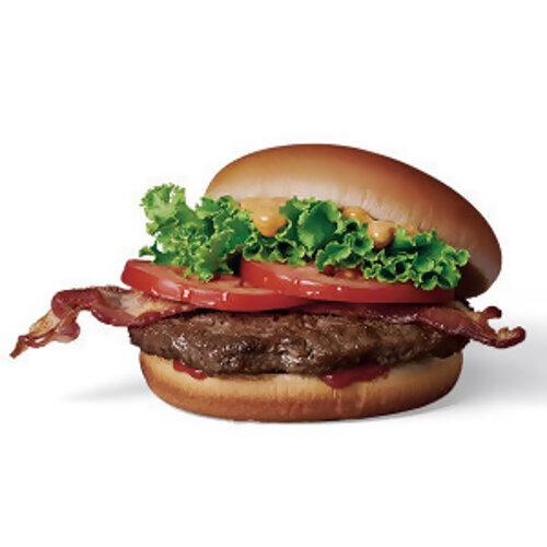 咬一口極選系列漢堡,享受高檔奢華味覺