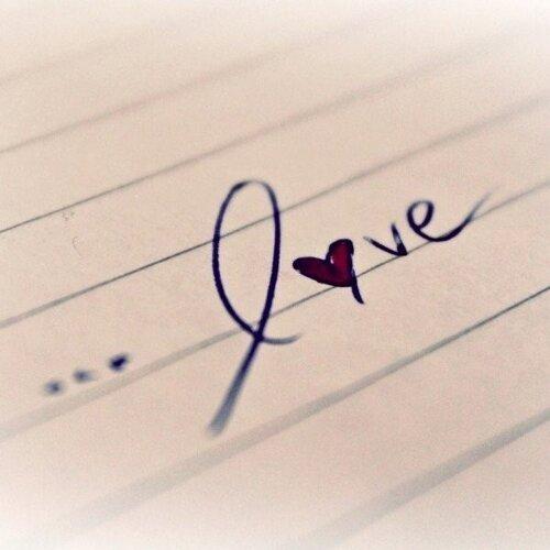 我們都愛過,那名為「愛情」的東西