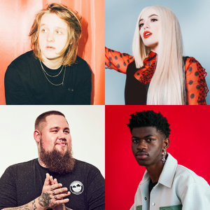 2019 英國金榜 上半年度Top40金曲