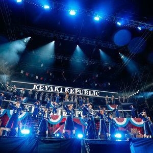 欅坂46「欅共和国2019」セットリスト