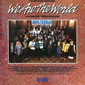 因為你聽過 We Are The World