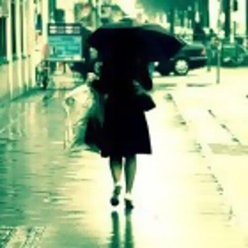 Raining day, on Sept. 27