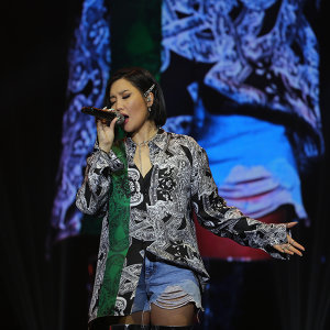 A-Lin Show in Genting