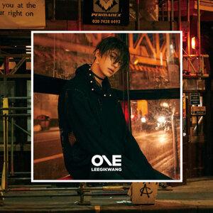 LEEGIKWANG - LEEGIKWANG 1ST MINI ALBUM 'ONE'