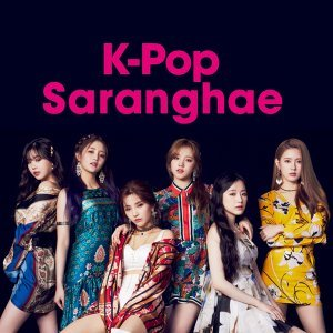 K-Pop Saranghae selection by 韓国トレンドライター高井香子