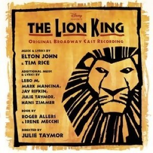 The Lion King: Original Broadway Cast Recording (獅子王音樂劇原聲帶)