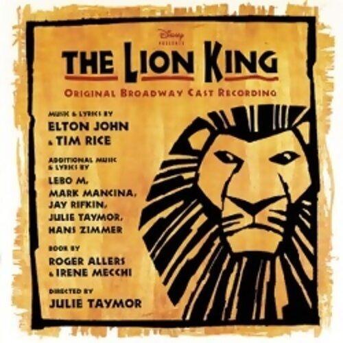 The Lion King: Original Broadway Cast Recording (獅子王音樂劇原聲帶)