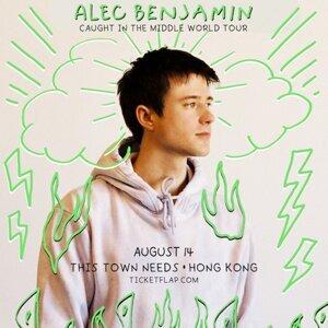 Alec Benjamin「Caught In The Middle世界巡迴演唱會2019香港站」預習歌單