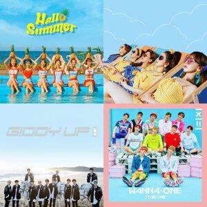 K-POP サマーチューンBEST