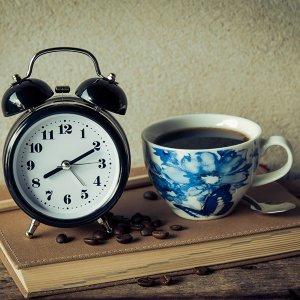 用聽得見的咖啡香開始今天,早安!
