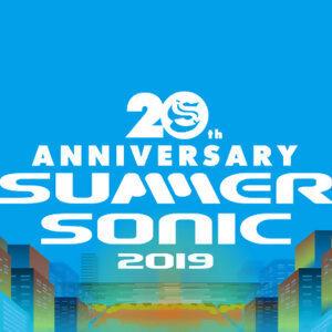 日本Summer Sonic 2019 華語歌手演出歌單