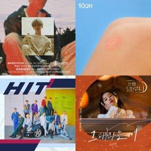 韓国の若者に人気の曲