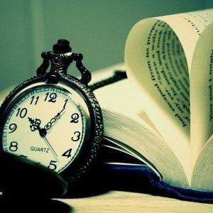 時間成就每個交錯和無緣,都是生命中的珍貴收藏。