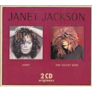 Janet Jackson (珍娜傑克森) - Janet./The Velvet Rope