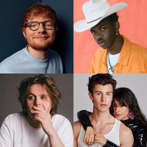 2019 英國金榜夏日歌曲 Songs of the Summer