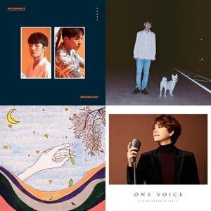 秋に聴きたくなる韓国男性ボーカル