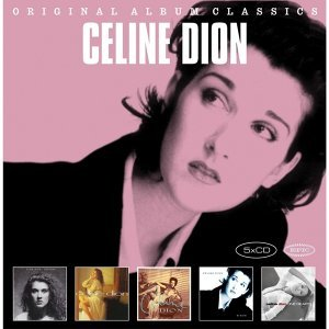 Celine Dion (席琳狄翁) - Original Album Classics