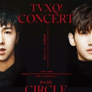 TVXQ! CONCERT -CIRCLE- in Taiwan 190907