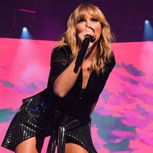 泰勒絲Taylor Swift City of Lover 巴黎演唱會