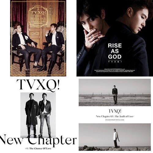 東方神起 2019台北演唱會【 TVXQ! CONCERT -CIRCLE- #with in TAIPEI】