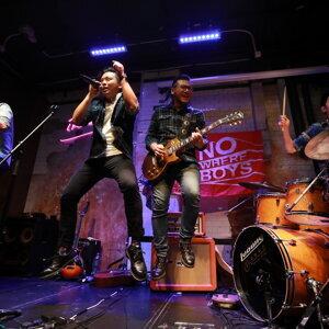 「Nowhere Boys Journey to Nowhere Album Launch Live」音樂會歌單