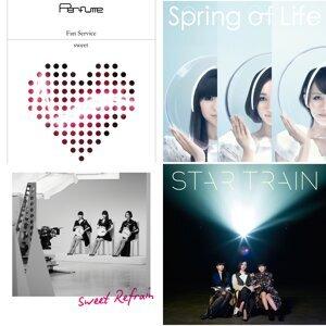 "Perfume The ""裏"" Best [sweet]"